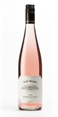 biodynamické víno Zweigelt Rosé